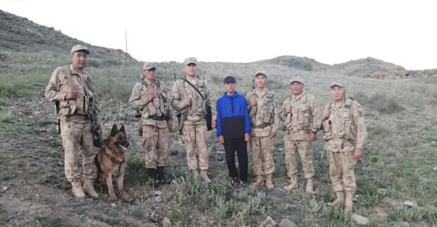 Пропавшего близ границы с Китаем 11-летнего казахстанского мальчика нашли лишь под утро