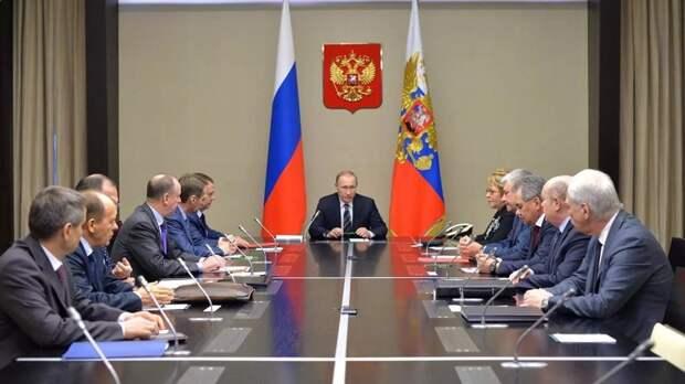 Совет безопасности РФ берет под плотный контроль работу ЖКХ и ситуацию на Балканах