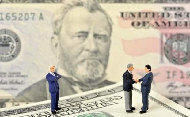 Золотой резерв: Америка заигралась с печатным станком