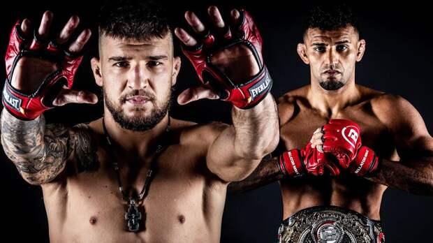 Чемпион Bellator вернет украинскому Хабибу его изначальное прозвище. Прогноз на бой Дуглас Лима — Ярослав Амосов