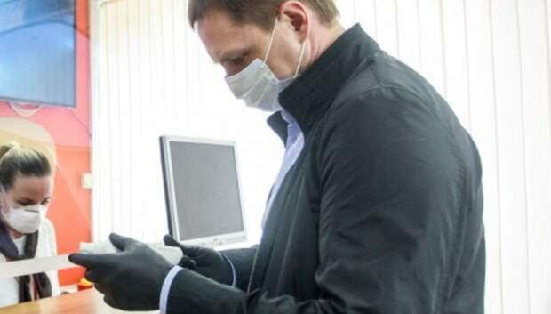 Подольский регоператор по обращению с отходами возобновил прием жителей в офисах