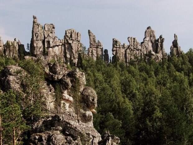5 красивейших диких мест России
