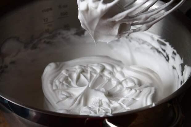 меренговое тесто