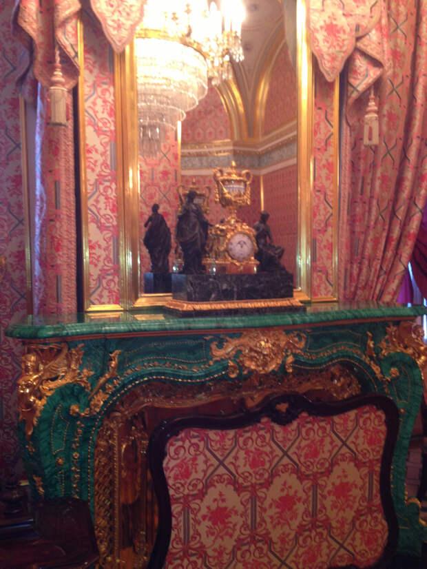 Кремлевский дворец. Часть 4