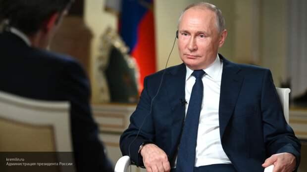 В международных делах Путину равных нет: в Сети обсуждают интервью президента РФ NBC News