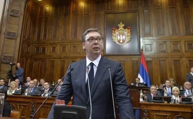 Вучич: «Хорваты вздумали унизить Сербию, но новых сербских погромов мы не допустим»