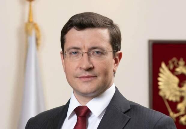 Поздравление губернатора Нижегородской области сДнем Победы