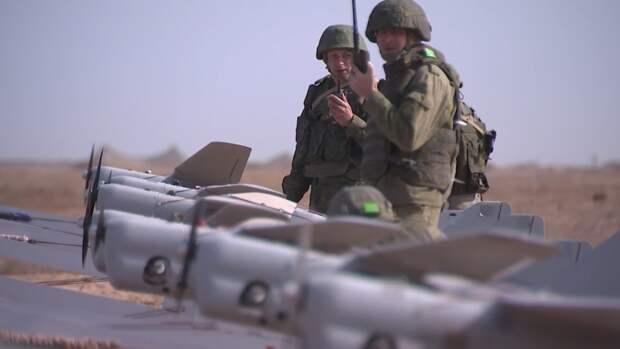 NI: артиллерию ВС РФ теперь помогают наводить на цель «глаза в небе»