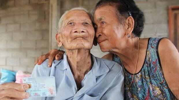 В Таиланде нашли самого старого человека в мире
