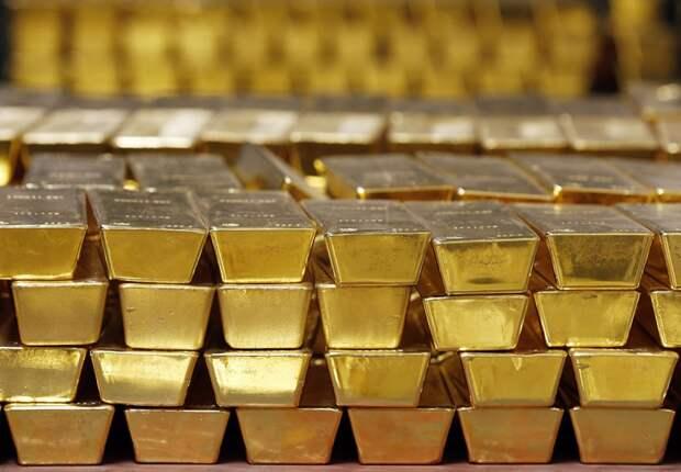 Россия обошла Китай по запасам золота в резервах