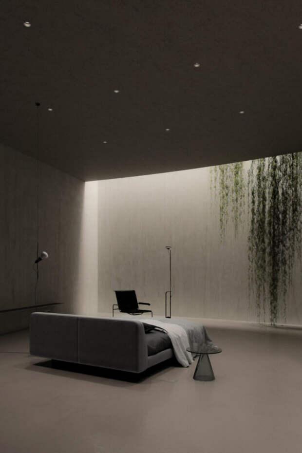 Проект дизайнерского бункера отстудии Sergey Makhno Architects