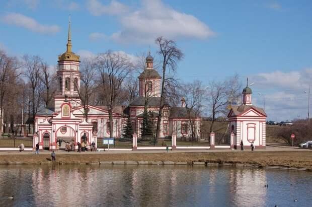 В храме на Алтуфьевском шоссе пасхальная служба пройдет без прихожан