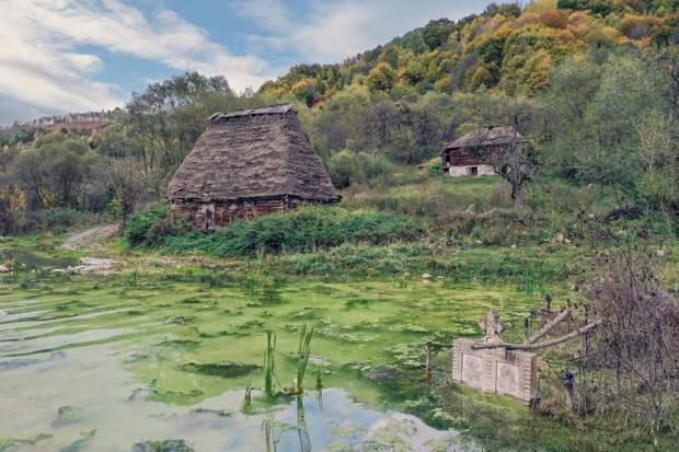 Румынский Чернобыль: люди оставили город 40 лет назад и больше не возвращались