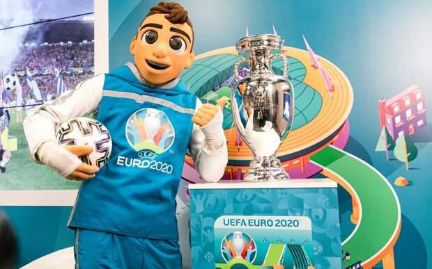 Санкт-Петербург получил дополнительные матчи Евро-2020
