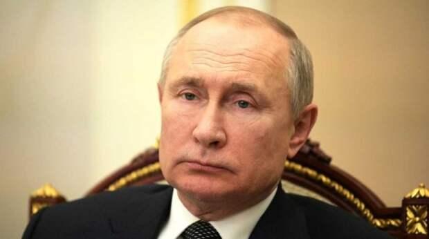 На Украине сочли плохой идеей приглашать Путина в Киев