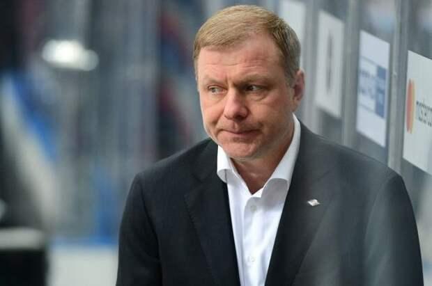 Стал известен тренерский штаб сборной РФ по хоккею на Олимпиаде в Пекине