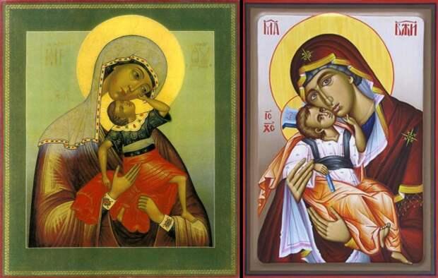Самые известные иконы Божьей Матери и их чудесные явления