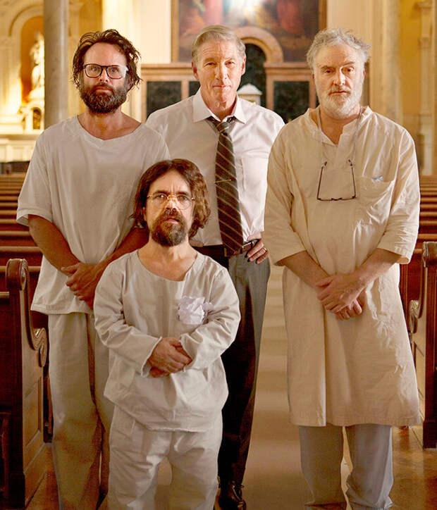 """Кадр из фильма """"Три Иисуса"""" (2017)"""