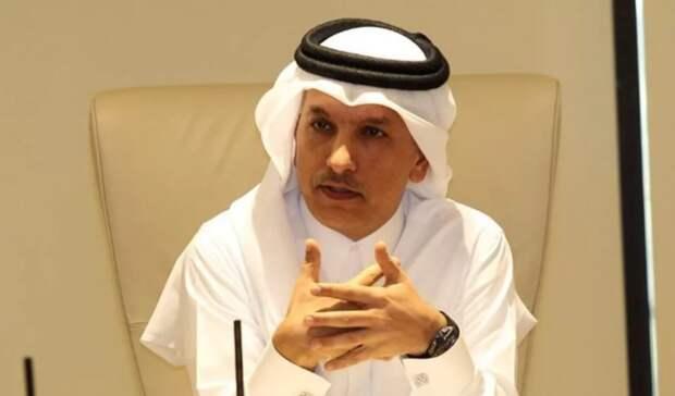 Министр финансов Катара оказался зарешеткой