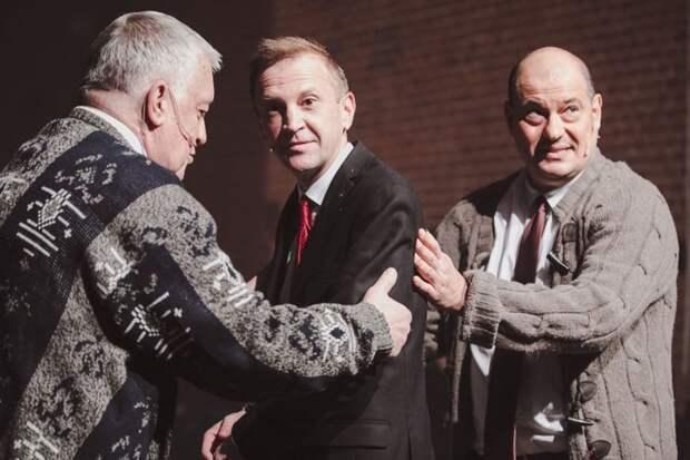 Тимофей Трибунцев и Нонна Гришаева удостоены премии «Звезда Театрала»