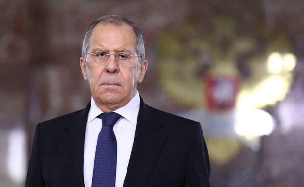 Лавров: Россия скоро представит список недружественных стран