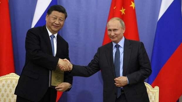 СиЦзиньпин иВладимир Путин примут участие взакладке ядерного проекта