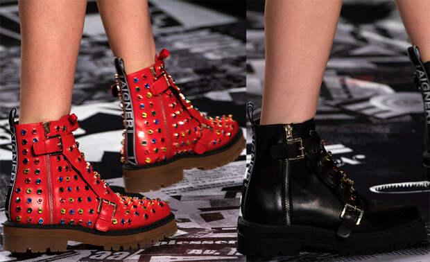 Женские ботинки Aigner