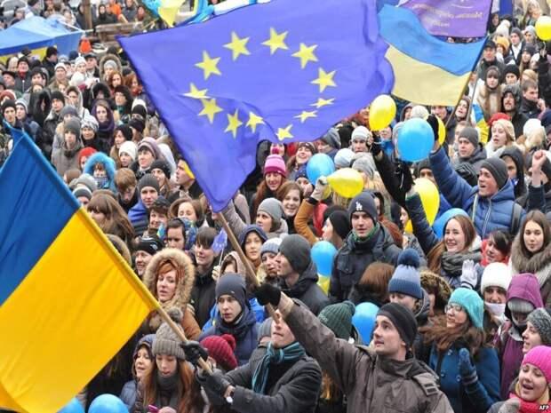 Украина-страна которая выставила на панель своих граждан