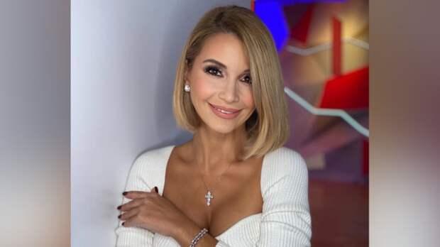 Телеведущая Ольга Орлова рассказала о совместной жизни с возлюбленным