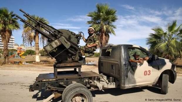 Ливия привела всостояние повышенной боеготовности войска награнице сЧадом