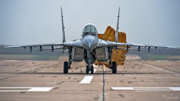 Вкус крови турецких F-16: Сбив Су-24 в Сирии, теперь охотятся на МиГ-29 в Ливии