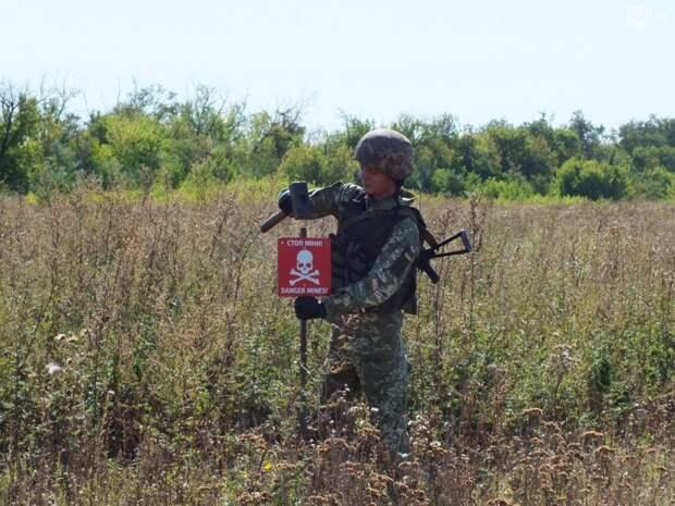 В ДНР объяснили, почему бойцы ВСУ постоянно подрываются на своих минах