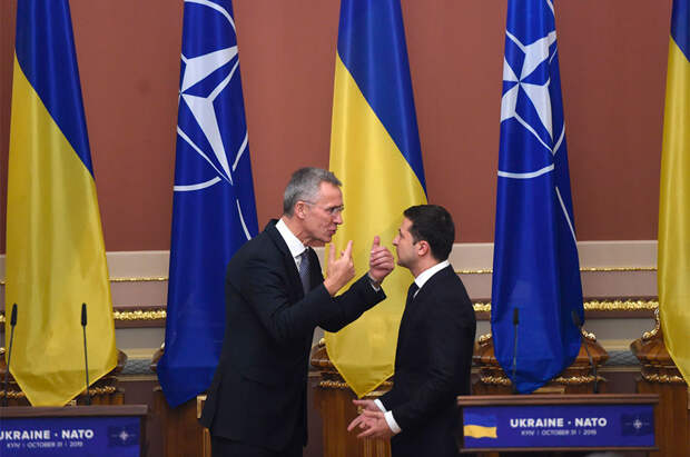 Украина де-факто