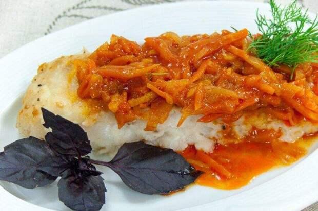 15 рецептов нежнейшей рыбы под маринадом