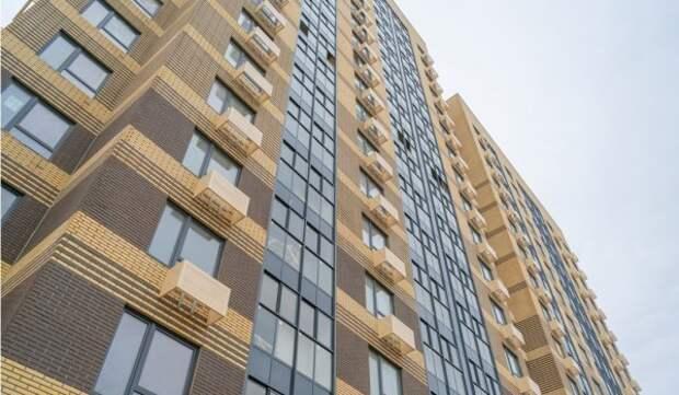 В ЖК «Саларьево Парк» построят дом на 240 квартир