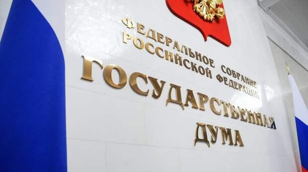 Госдума приняла в первом чтении законопроект по обороту оружия