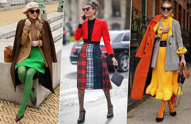 Как выбрать «правильные» колготки: какие колготки помогут выглядеть модно и стильно