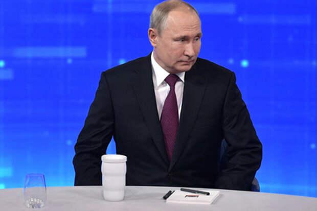 В мире бум продаж термокружек Путина