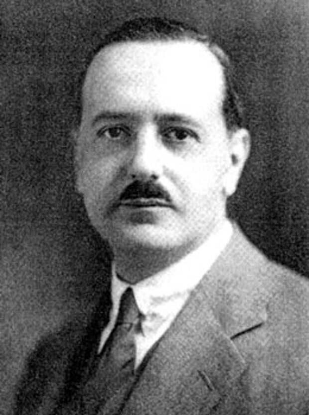 Николай де Базили