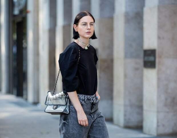 Джинсы слоучи: идеальные брюки, которые нужны всем модницам в начале зимы