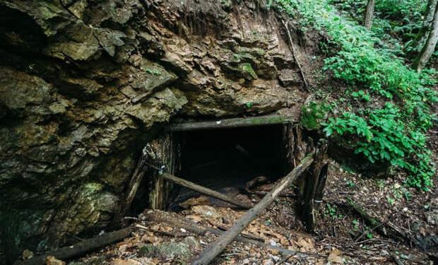 Черный копатель провалился под землю: бункер законсервировали и забыли внутри золото