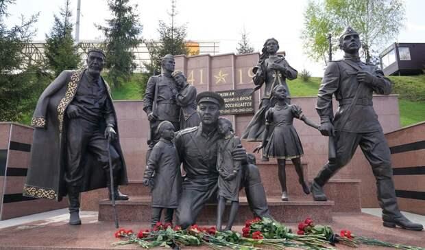 Радий Хабиров рассказал о любимом военном памятнике в Уфе