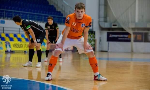 Молодёжка «Северной Двины» заняла восьмое место поитогам мини-футбольной «Юниорлиги»— 2020/2021