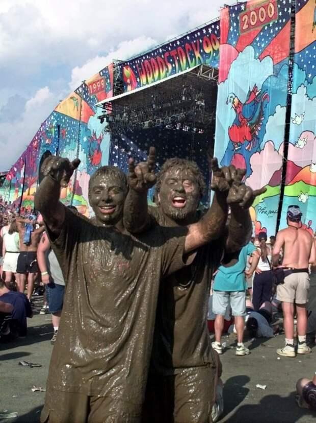 Грязевое безумие 90-е, Вспомним, Фестиваль, вудсток, музыка, рок, трэш, фото