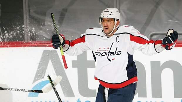 Овечкин вышел на чистое 2-е место в истории НХЛ по голам в большинстве