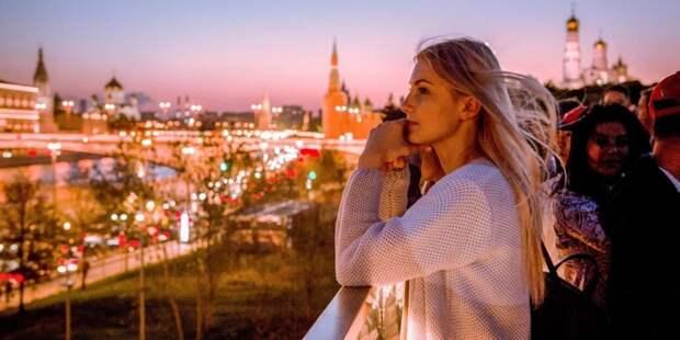 Сергунина: Известные артисты и телеведущие записали авторские подкасты о Москве / Фото: Е.Самарин, mos.ru