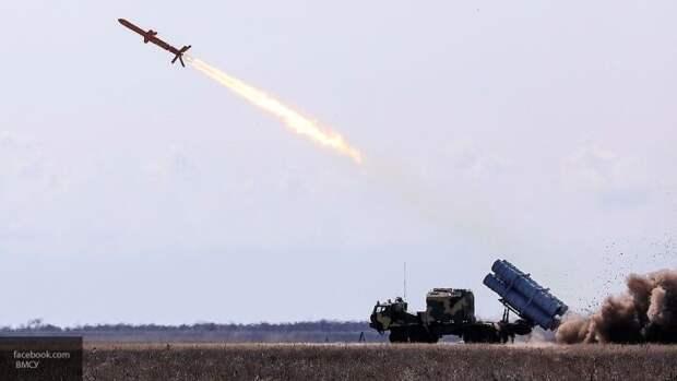 Украина использует милитаристскую риторику для продажи ракет «Нептун» иностранцам