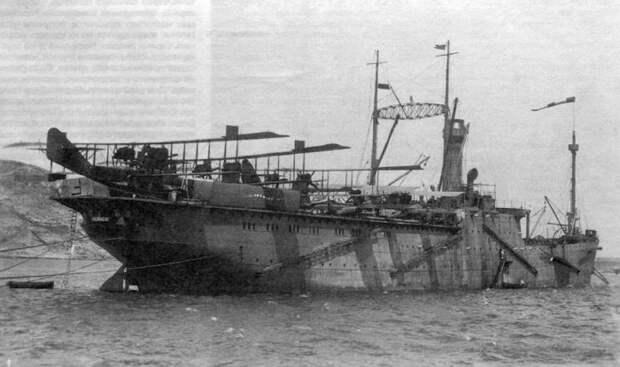 Как побеждали первые русские авианосцы