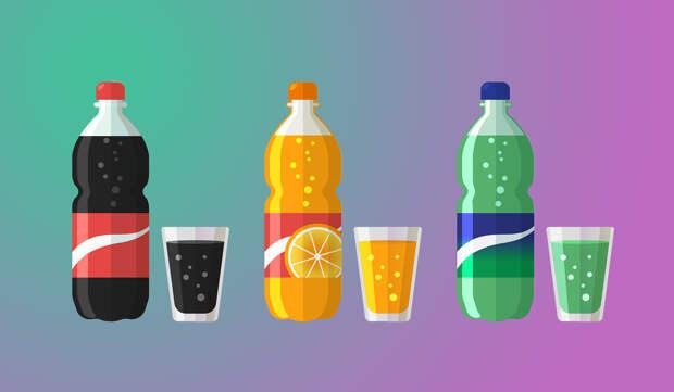 Вред сахара —новые исследования. Влияние сладких напитков на развитие рака