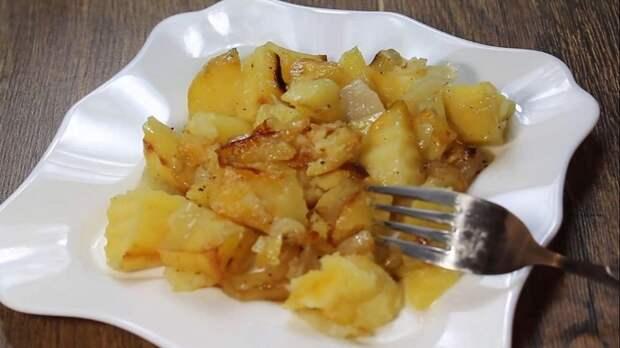 Простой картофель в банке: чтобы мужчины носили на руках